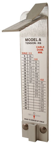 Loos - Standard Tension Gauge