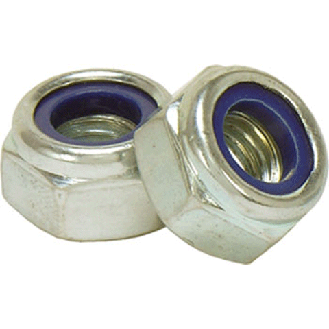 Holt - Nylock Nuts (2 Pack)