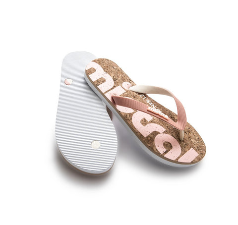 Mistral Ladies Cork Flip Flops