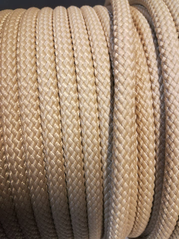 Marlow braid 8mm Natural