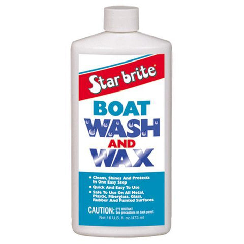 Star brite - Boat Wash & Wax 500ml