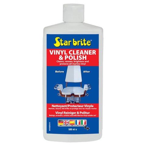 Star brite - Vinyl Cleaner and Polish 500ml