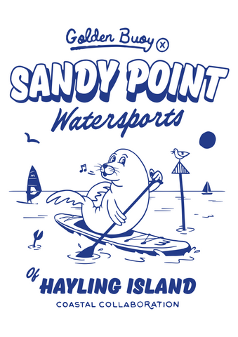 Sandy Point Watersports T-Shirt (short-sleeved)