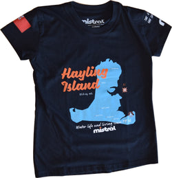 MISTRAL HAYLING T-SHIRT WOMENS