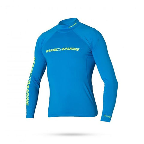 Magic Marine Cube L/S Rash Vest