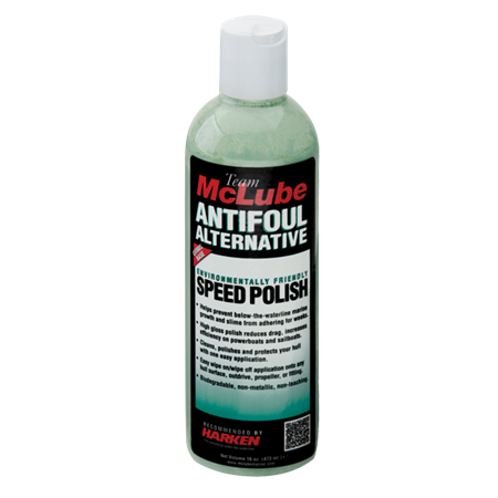 McLube® Antifoul Alternative Speed Polish