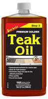 Star brite - Premium Teak Oil 500ml