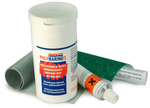 Hypalon Inflatable Boat Repair Kit Grey