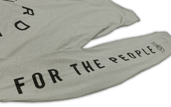 Peace Park For The People Long Sleeve Tee