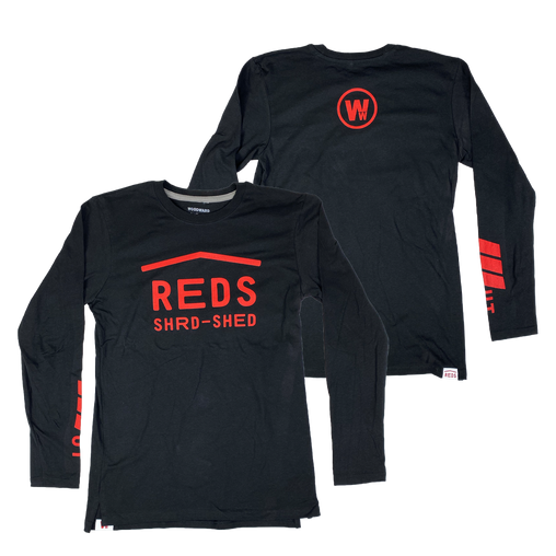 REDS SHRD SHED Long Sleeve