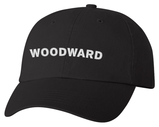 Woodward Line Logo Dad Hat