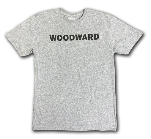Woodward Line Logo Light Short Sleeve T-Shirt