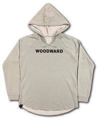 Woodward Line Logo Womens Hooded Pullover