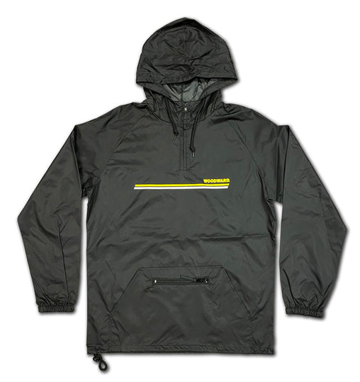 WOODWARD HASH BAND PACKABLE ANORAK