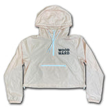 Womens Stacked Woodward Windbreaker