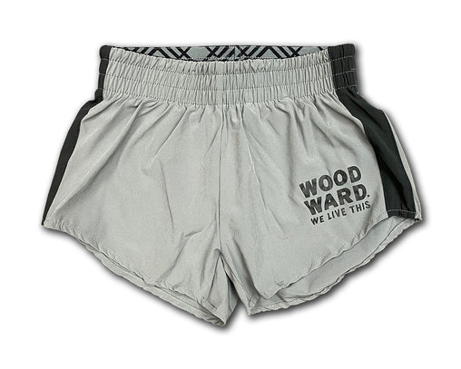 "Youth Woodward ""We Live This"" Stacked Logo Elite Shorts"