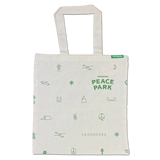Peace Park All-Over Icons Tote