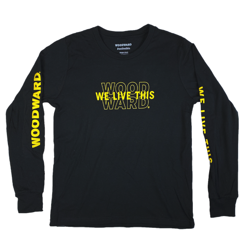 Youth Woodward Dimension Long Sleeve T-Shirt