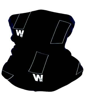 Woodward Black Neck Gaiter