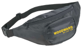 WOODWARD LINE LOGO LIGHTWEIGHT BLACK FANNY PACK