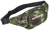 WOODWARD LINE LOGO HEAVYWEIGHT CAMO FANNY PACK