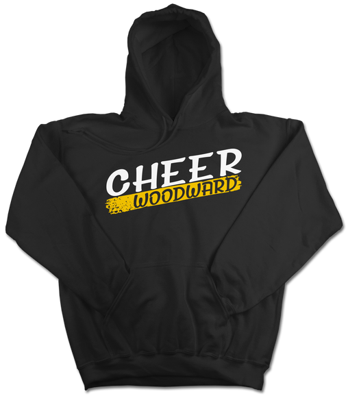 WOODWARD CHEER PULLOVER SWEATSHIRT