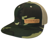 WOODWARD DICKIES CAMO TRUCKER HAT