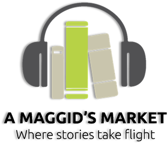 A Maggid's Market Audio-Books
