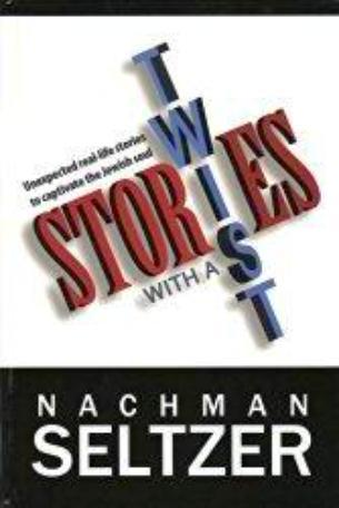 Stories With A Twist - A Maggid's Market Audio-Books