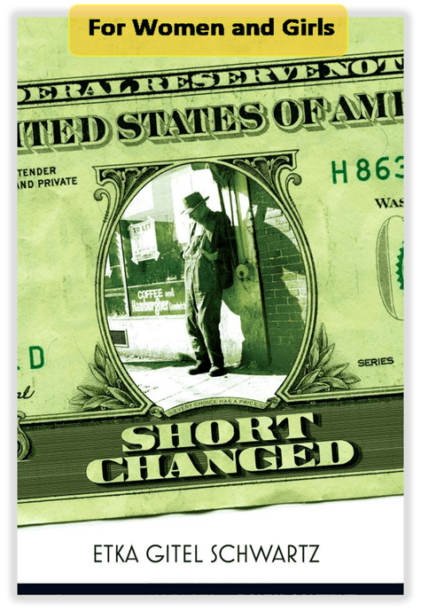 Shortchanged (For Women and Girls) - A Maggid's Market Audio-Books