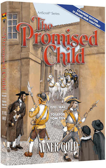 The Promised Child - A Maggid's Market Audio-Books
