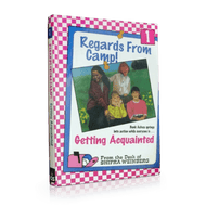 Regards From Camp Vol. 1 Junior Level (for women and girls) - A Maggid's Market Audio-Books