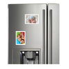 picture frames for refrigerator that are magnetic