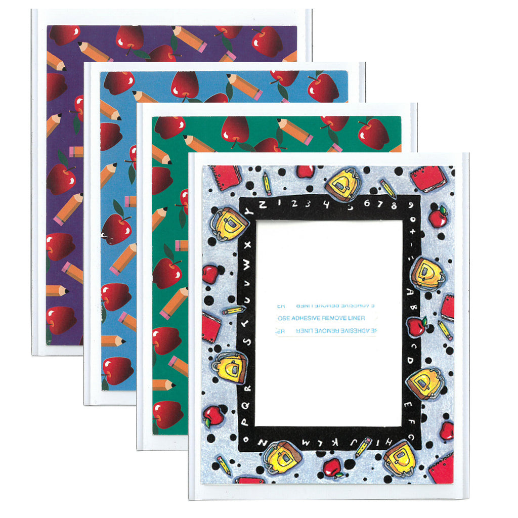 selection of school picture day frames
