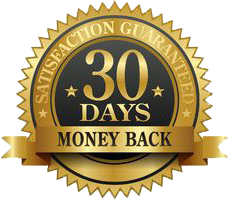 customer satisfaction 30 days moneyback guaranteed