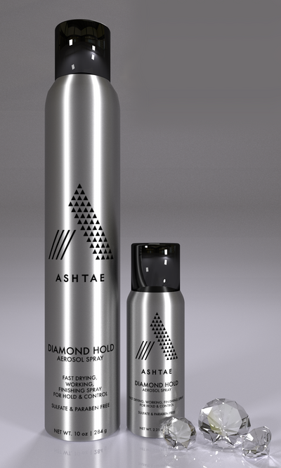 Diamond Hold Aerosol Spray, , Ashtae, Ashtae, - Ashtae