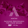 DVD: Ashtae State Board Packing DVD, Shop Products, vendor-unknown, Ashtae, - Ashtae