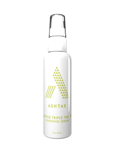 Triple Threat Silkening Serum, Shop Products, ashtae, Ashtae, - Ashtae