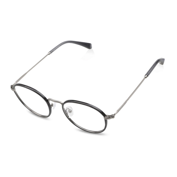 Alex Windsor Prescription Glasses Silver metal blue windsor top