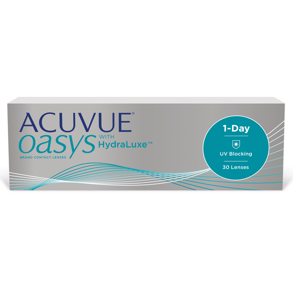Acuvue Oasys Hydraluxe 1 day Astigmatism 30-pack