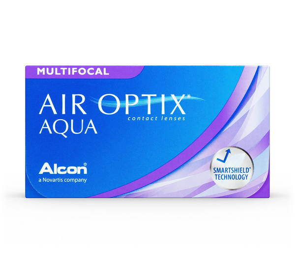 AIR OPTIX® AQUA MULTIFOCAL 3-pack
