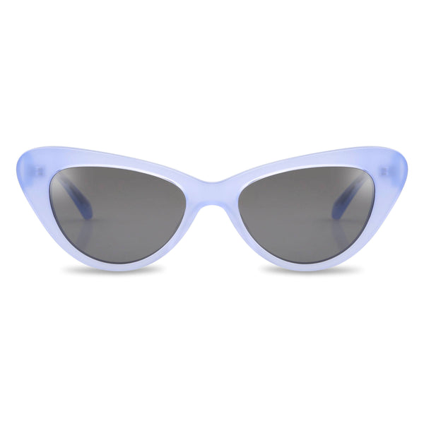 Ollie Quinn isabella polarised women's sunglasses in mauve