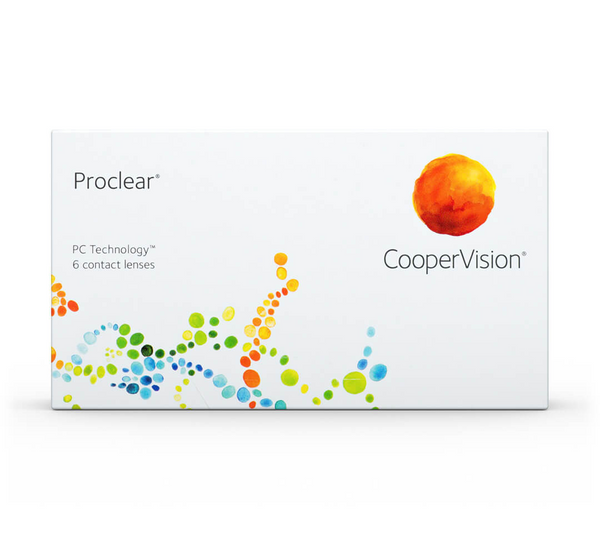Proclear 3-pack