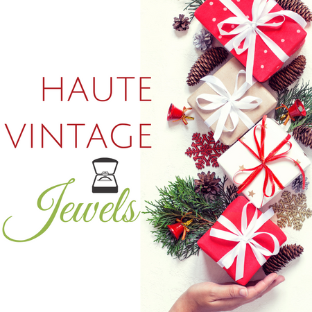 Haute Vintage Jewels