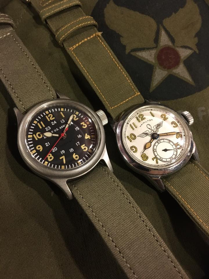 TROPHY CLOTHING - MIL PILOT WATCH