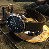 【uscountrystore】-  MIMURA YOKOWWII Watch Straps 軍用錶帶