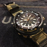 【uscountrystore】-  MIMURA YOKOVietnam Watch Straps 軍用錶帶 (虎紋迷彩)