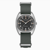 【uscountrystore】-  HAMILTON WATCHHAMILTON W10 1973 REPLICA PILOT PIONEER MECHANICAL