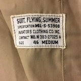 【uscountrystore】-  BIRDIE'S COLLECTIONUS NAVY FLYING SUIT MIL-S-5390B Pre-1958