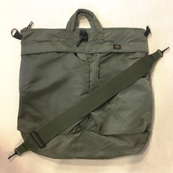 【uscountrystore】-  MIMURA YOKOALPHA INDUSTRIES, INC.  FLIGHT HELMET BAG 訂製款